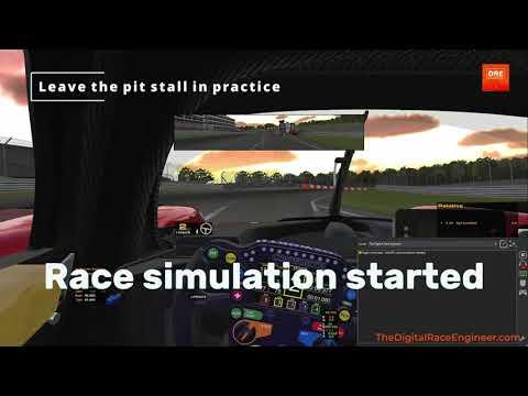 DRE Race Simulation