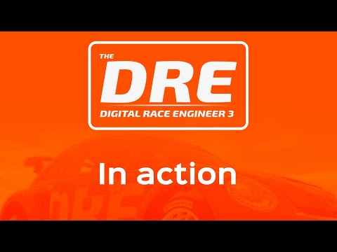 The Digital Race Engineer | DRE in action