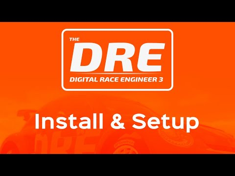 The Digital Race Engineer | Install & Setup