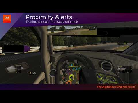 The DRE | Features | Proximity Alerts