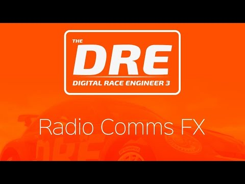 The Digital Race Engineer - Radio Comms FX